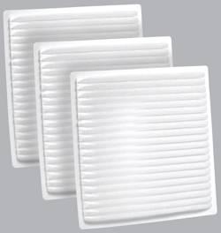 FilterHeads - AQ1060 Cabin Air Filter - Particulate Media 3PK - Buy 2, Get 1 Free!