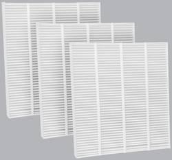 FilterHeads - AQ1071 Cabin Air Filter - Particulate Media 3PK - Buy 2, Get 1 Free!