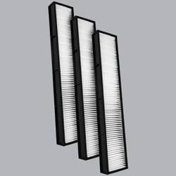 FilterHeads - AQ1079 Cabin Air Filter - Particulate Media 3PK - Buy 2, Get 1 Free!