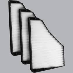 FilterHeads - AQ1080 Cabin Air Filter - Particulate Media 3PK - Buy 2, Get 1 Free!