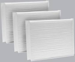 FilterHeads - AQ1098 Cabin Air Filter - Particulate Media 3PK - Buy 2, Get 1 Free!