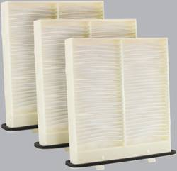 FilterHeads - AQ1112 Cabin Air Filter - Particulate Media 3PK - Buy 2, Get 1 Free!