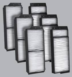 FilterHeads - AQ1116 Cabin Air Filter - Particulate Media 3PK - Buy 2, Get 1 Free!