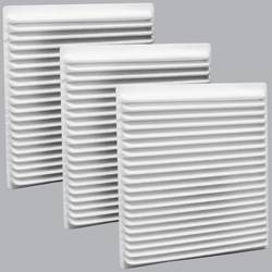 FilterHeads - AQ1125 Cabin Air Filter - Particulate Media 3PK - Buy 2, Get 1 Free!