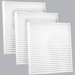 FilterHeads - AQ1126 Cabin Air Filter - Particulate Media 3PK - Buy 2, Get 1 Free!