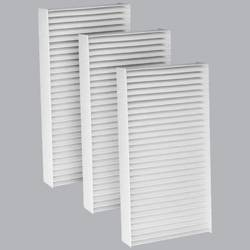 FilterHeads - AQ1133 Cabin Air Filter - Particulate Media 3PK - Buy 2, Get 1 Free!