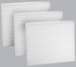 FilterHeads - AQ1138 Cabin Air Filter - Particulate Media 3PK - Buy 2, Get 1 Free!