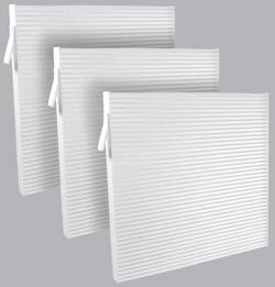 FilterHeads - AQ1140 Cabin Air Filter - Particulate Media 3PK - Buy 2, Get 1 Free!