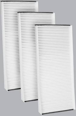 FilterHeads - AQ1173 Cabin Air Filter - Particulate Media 3PK - Buy 2, Get 1 Free!