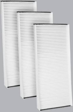 FilterHeads - AQ1173 Cabin Air Filter - Particulate Media 3PK - Buy 2, Get 1 Free!