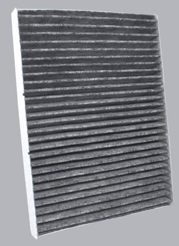 FilterHeads - AQ1008C Cabin Air Filter - Carbon Media, Absorbs Odors