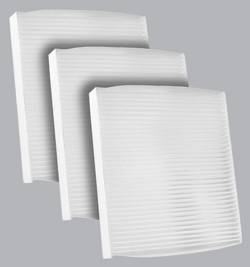FilterHeads - AQ1188 Cabin Air Filter - Particulate Media 3PK - Buy 2, Get 1 Free!