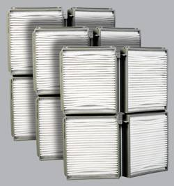 FilterHeads - AQ1201 Cabin Air Filter - Particulate Media 3PK - Buy 2, Get 1 Free!