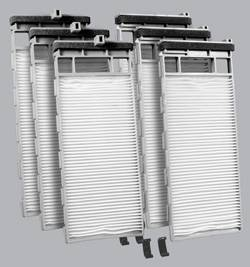 FilterHeads - AQ1204 Cabin Air Filter - Particulate Media 3PK - Buy 2, Get 1 Free!