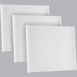 FilterHeads - AQ1232 Cabin Air Filter - Particulate Media 3PK - Buy 2, Get 1 Free!