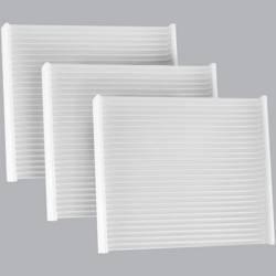 FilterHeads - AQ1249 Cabin Air Filter - Particulate Media 3PK - Buy 2, Get 1 Free!