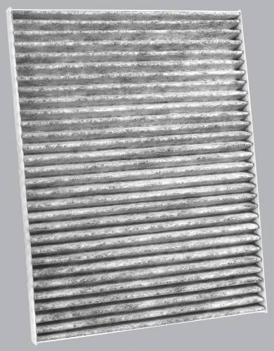FilterHeads - AQ1016C Cabin Air Filter - Carbon Media, Absorbs Odors