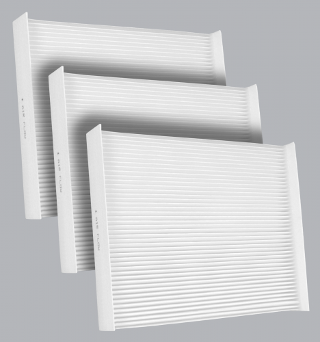 FilterHeads - AQ1148 Cabin Air Filter - Particulate Media  3PK - Buy 2, Get 1 Free!
