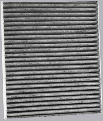 FilterHeads - AQ1247C Cabin Air Filter - Carbon Media, Absorbs Odors