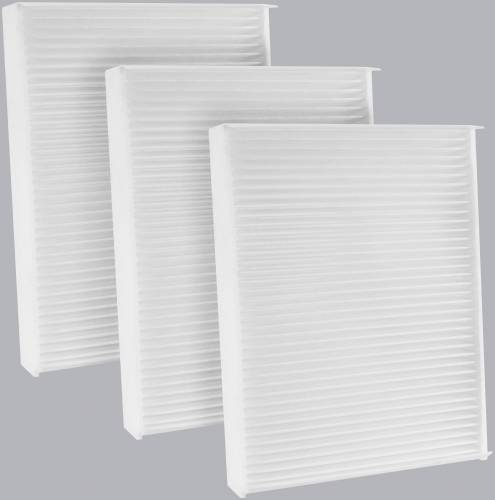 AQ1246 Cabin Air Filter - Particulate Media 3PK - Buy 2, Get 1 Free!