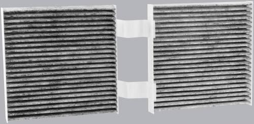 FilterHeads - AQ1234C Cabin Air Filter - Carbon Media, Absorbs Odors