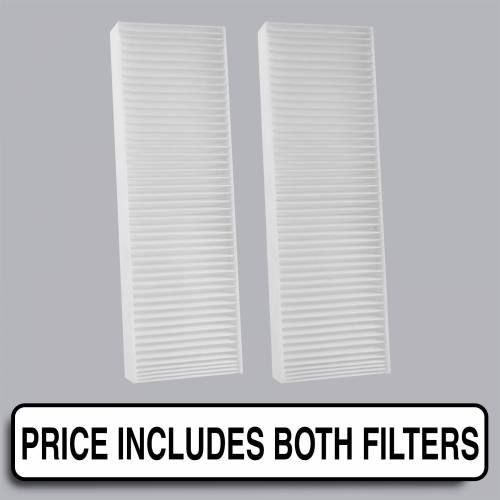 FilterHeads - AQ1007 Cabin Air Filter - Particulate Media