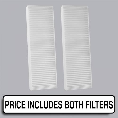 FilterHeads - AQ1007 Cabin Air Filter - Particulate Media