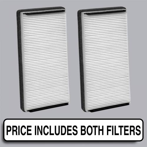 FilterHeads - AQ1025 Cabin Air Filter - Particulate Media