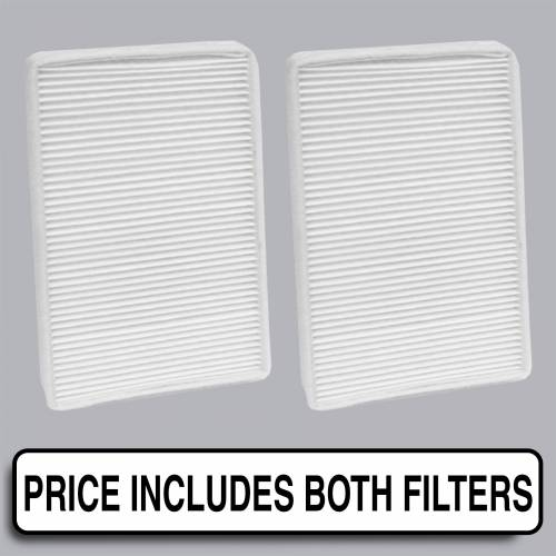 FilterHeads - AQ1031 Cabin Air Filter - Particulate Media