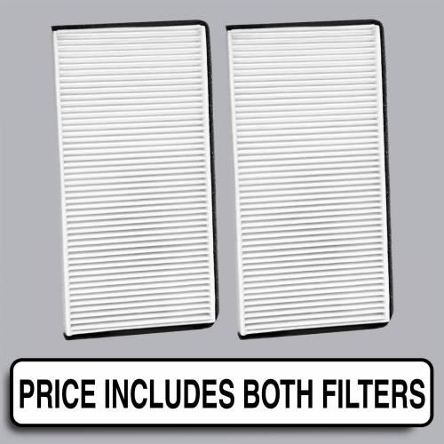 FilterHeads - AQ1056 Cabin Air Filter - Particulate Media