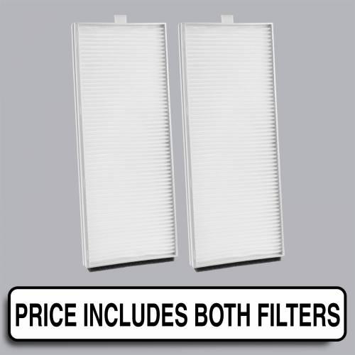 FilterHeads - AQ1069 Cabin Air Filter - Particulate Media