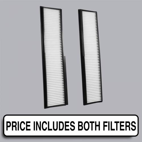FilterHeads - AQ1081 Cabin Air Filter - Particulate Media