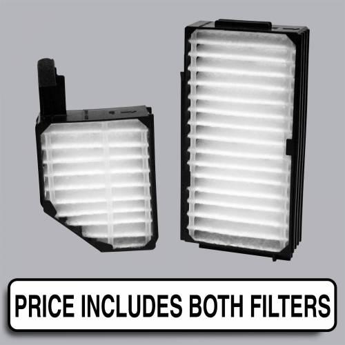 FilterHeads - AQ1090 Cabin Air Filter - Particulate Media