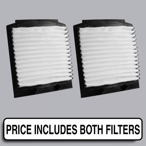 FilterHeads - AQ1092 Cabin Air Filter - Particulate Media
