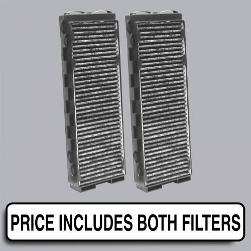 FilterHeads - AQ1093C Cabin Air Filter - Carbon Media, Absorbs Odors