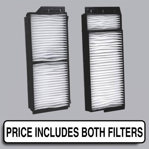 FilterHeads - AQ1116 Cabin Air Filter - Particulate Media