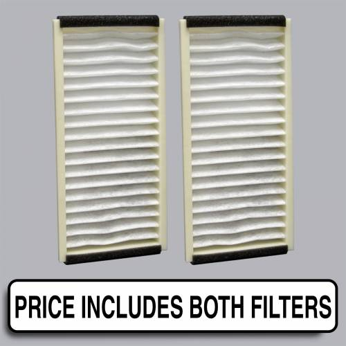 FilterHeads - AQ1122 Cabin Air Filter - Particulate Media