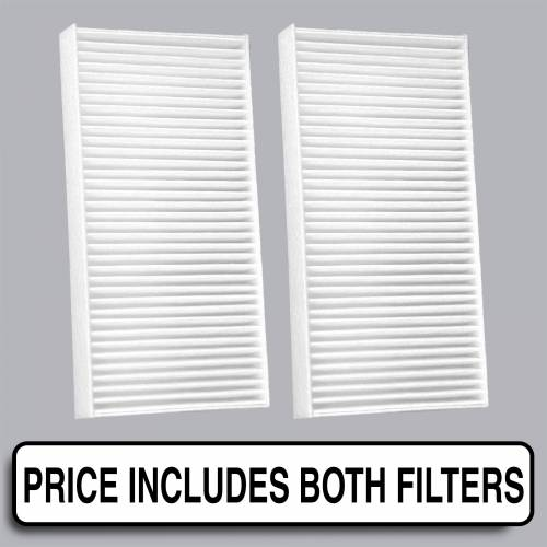 FilterHeads - AQ1131 Cabin Air Filter - Particulate Media