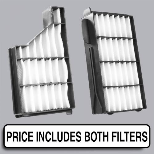 FilterHeads - AQ1135 Cabin Air Filter - Particulate Media