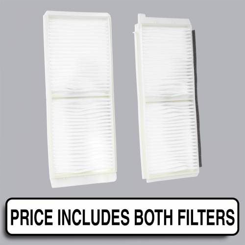 FilterHeads - AQ1163 Cabin Air Filter - Particulate Media