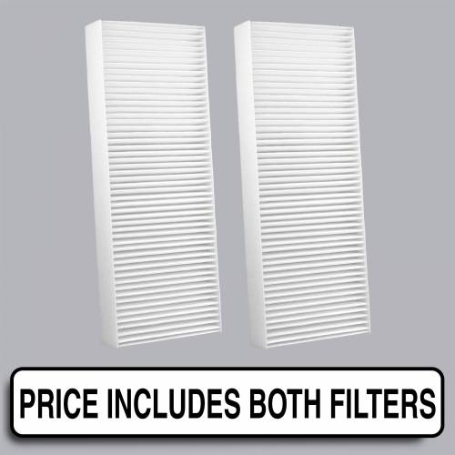 FilterHeads - AQ1186 Cabin Air Filter - Particulate Media