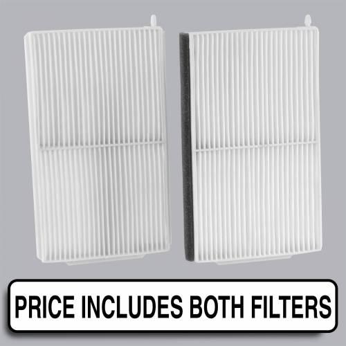 FilterHeads - AQ1187 Cabin Air Filter - Particulate Media
