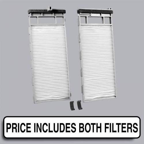 FilterHeads - AQ1204 Cabin Air Filter - Particulate Media