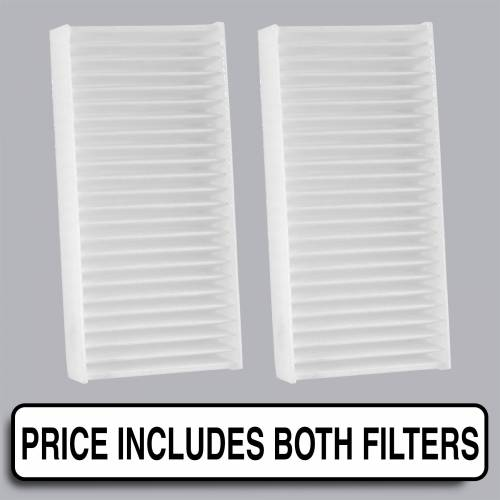 FilterHeads - AQ1229 Cabin Air Filter - Particulate Media