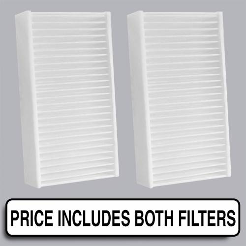 FilterHeads - AQ1239 Cabin Air Filter - Particulate Media