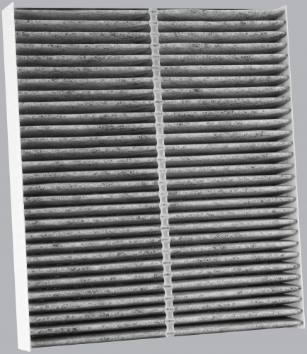 FilterHeads - AQ1216C Cabin Air Filter - Carbon Media, Absorbs Odors