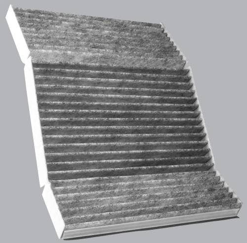FilterHeads - AQ1039C Cabin Air Filter - Carbon Media, Absorbs Odors