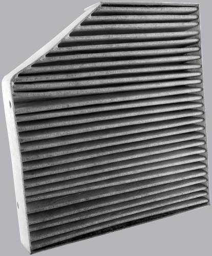 FilterHeads - AQ1275C Cabin Air Filter - Carbon Media, Absorbs Odors