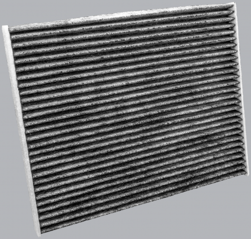 FilterHeads - AQ1227C Cabin Air Filter - Carbon Media, Absorbs Odors