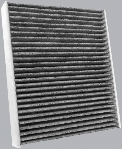FilterHeads - AQ1262C Cabin Air Filter - Carbon Media, Absorbs Odors